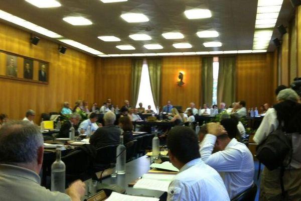 Conseil municipal de Limoges, 9 juillet 2013