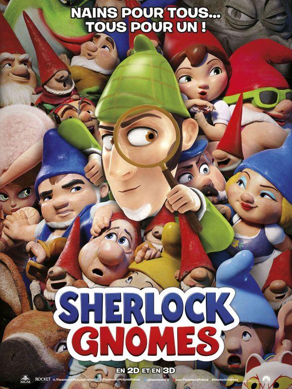Sherlock Gnomes, le 11 avril au cinéma