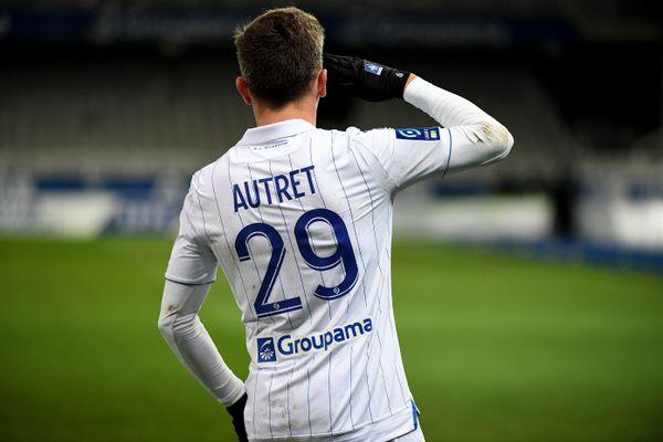 Mathias Autret est l'un des hommes en forme du moment. Le Breton a marqué son troisième but en trois matchs.