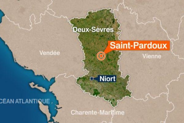Saint-Pardoux, Deux-Sèvres.
