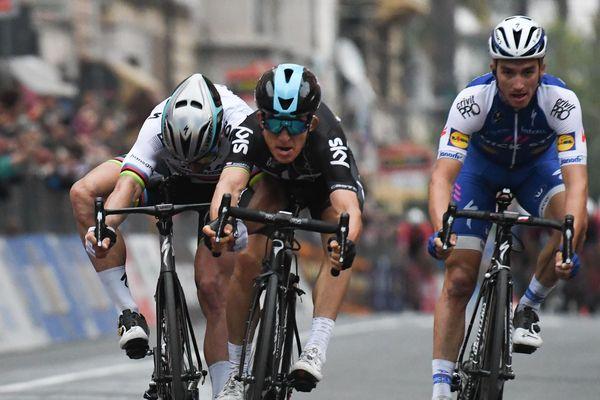 Le coureur cycliste auvergnat, Julian Alaphilippe, doit se contenter d'une 10ème place aux Mondiaux de cyclisme.