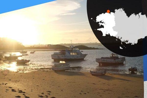 L'île de Batz et son micro-climat attire de nouveaux habitants.