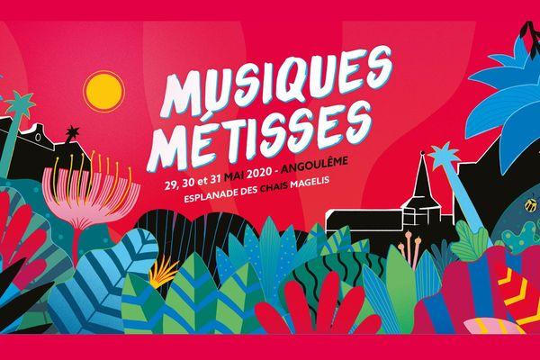 Musiques Métisses 2020 à Angoulême