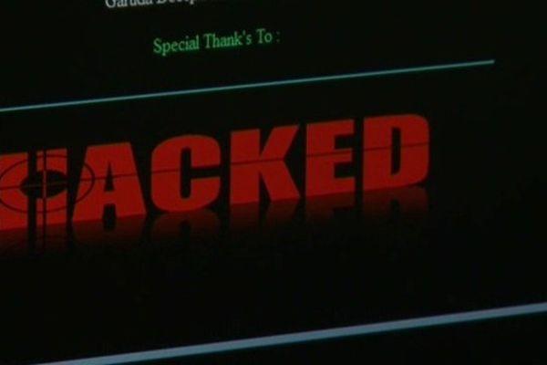 Les personnes victimes d'une cyberattaque voient souvent un message s'afficher sur leur écran