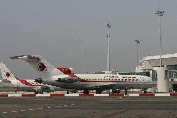 Depuis le 9 janvier 2021, aucun avion en partance de Marseille ne s'est rendu en Algérie.