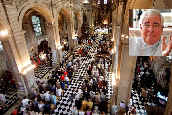 La cérémonie se déroulera en la cathédrale de Cambrai.
