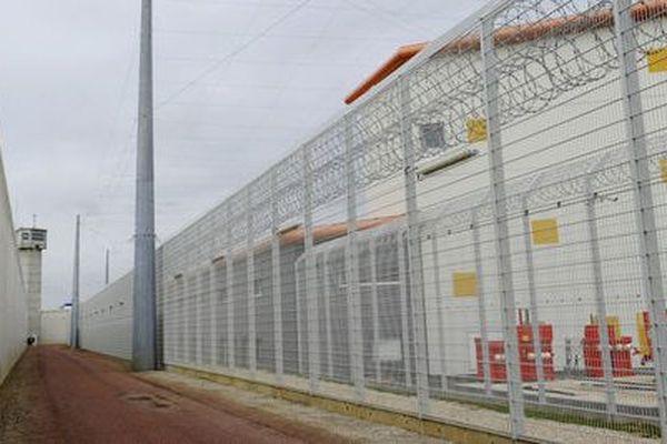 Le pénitencier de Réau peu avant son ouverture, en septembre 2011.