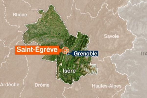 L'homme de 48 ans est mort à Saint-Egrève, près de Grenoble.