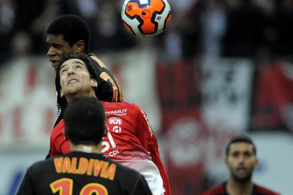 Les Lensois s'étaient inclinés 0-1 au match aller à Nancy.