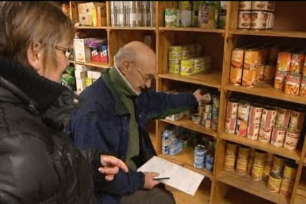 L'hiver dernier, les Restos du Coeur ont aidé 20 000 personnes en Basse-Normandie