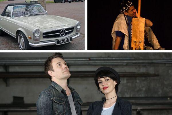 Entre voitures anciennes, spectacles vivants et la récré des mômes, il y en aura pour tous les publics.