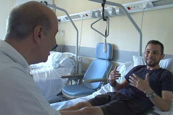 Le CHu de la Concpetion à marseille teste depuis le 20 juin le Diabeloop, un nouveau pancréas artificiel, qui pourrait à terme éviter 1000 décès en France.