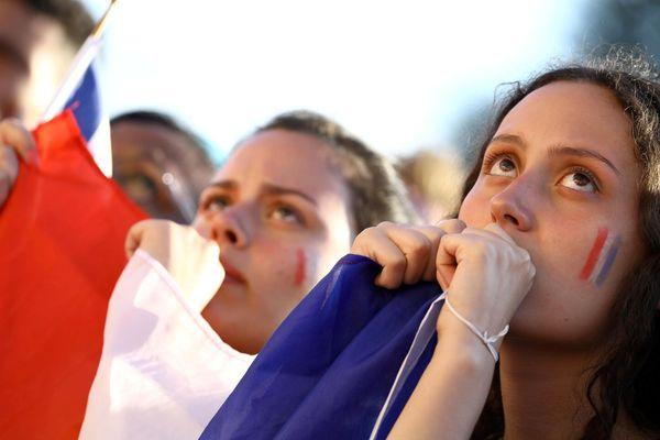 Supporters français - Photo d'illustration.