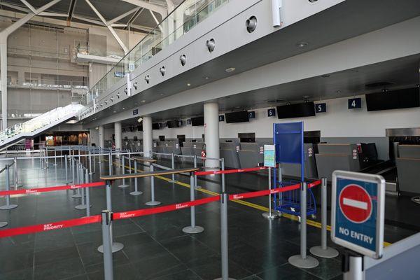 A l'Euroairport de Bâle Mulhouse, le trafic passager a chuté de 71% en 2020 par rapport à l'année précédente
