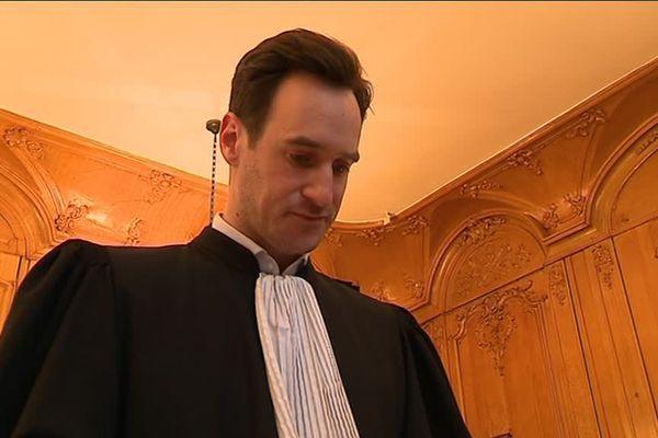 Me Etienne Mangeot, avocat au Barreau de Metz sélectionné en finale du concours international des plaidoiries des avocats