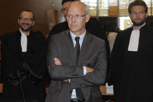 Alain Jacobsoone est l'un des prévenus du procès Xynthia