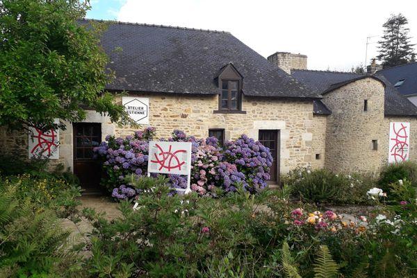 Un centre d'art contemporain en milieu rural