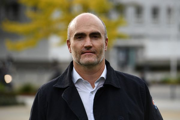 Loïc Fery, président du FCL