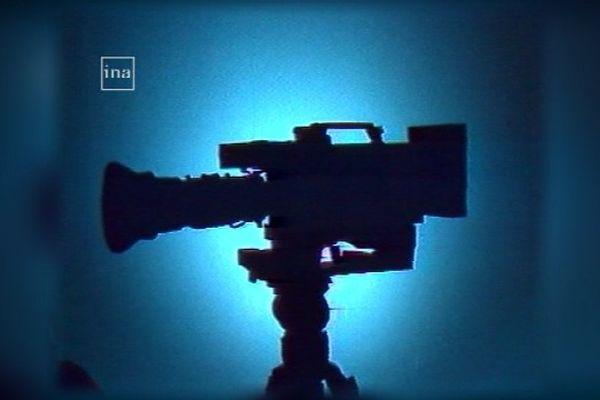 1982 : France 3 Franche-Comté installait ses caméras à la Gare d'eau de Besançon.