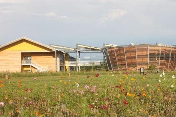 Le lycée agricole du Subdray près de Bourges (Cher).