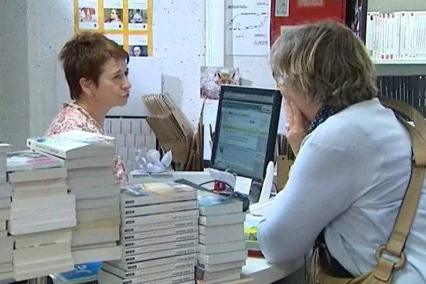 Il y a un an, 12 salariés ont repris la librairie en SCOP pour empêcher sa fermeture