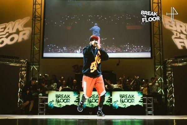 Jasim, créateur de Break The Floor, est ravi que le breakdance arrive aux JO 2024.
