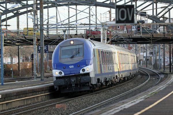 Trois TGV sur cinq et deux TER sur cinq ce mercredi 22 mai.