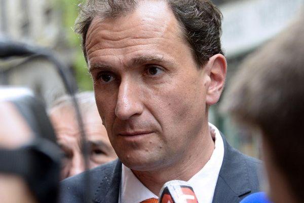 Vincent Feltesse en juin 2013