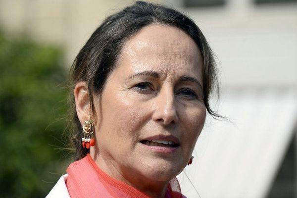 Ségolène Royal a confirmé qu'elle n'ira pas à l'université d'été du PS à La Rochelle