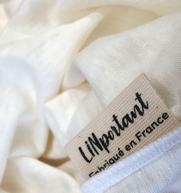 la coopérative met en relation des producteurs normands de lin et de lin bio et une filière textile locale