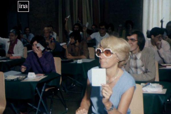 En 1979, la finale du championnat de France de Scrabble se déroulait à Lesquin