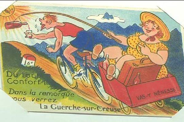Ca roule tous les jours de 14h à 18h sauf le lundi au musée de la carte postale.