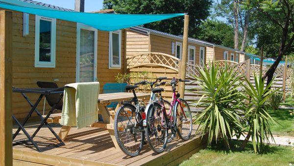 Camping à Saint-Marcan, en Ille-et-Vilaine