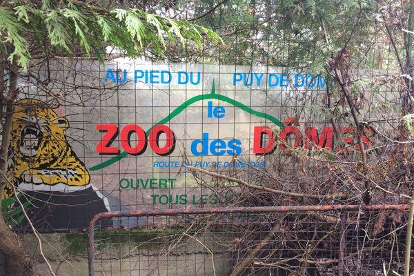 Aux pieds du puy de Dôme, l'ancien zoo d'Orcines, laissé à l'abandon depuis 15 ans, sera remis en égtat par le conseil départemental.