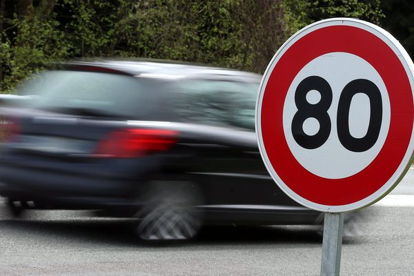 La Haute-Saône ne devrait pas prendre de décision sur un retour à 90 km/h avant fin juin 2020.