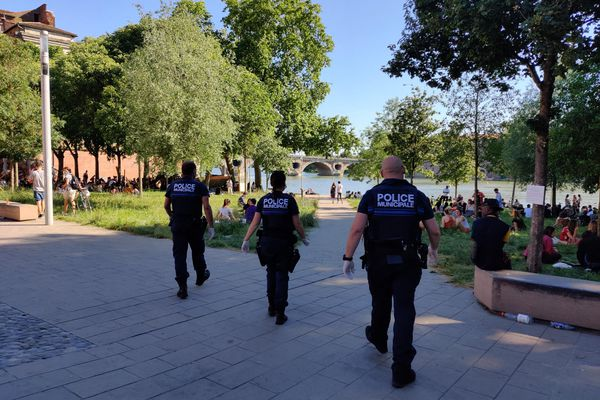Le syndicat FO de la police municipale a déposé un prévis de grève illimitée à partir de ce mardi 1e juin.