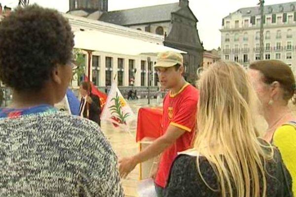 Samedi 2 août avait lieu sur la Place de Jaude à Clermont-Ferrand la deuxième élection présidentielle de la République fédérale occitane.