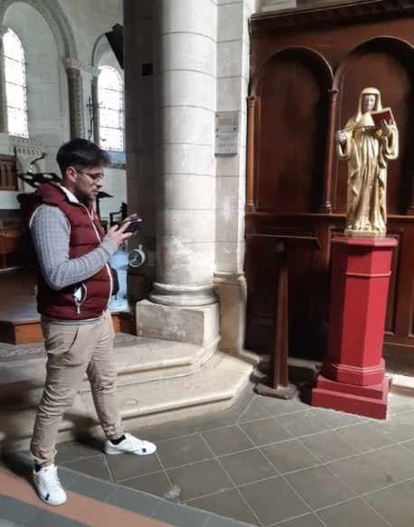 Alexandre Auguste raconte l'Histoire de Chatellerault en vidéos