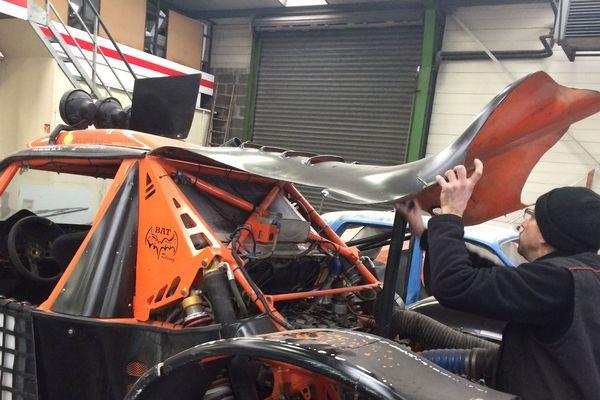 Un garage de Varennes-sur-Allier a préparé 7 véhicules qui seront sur la ligne de départ de la 40ème édition du Paris-Dakar.