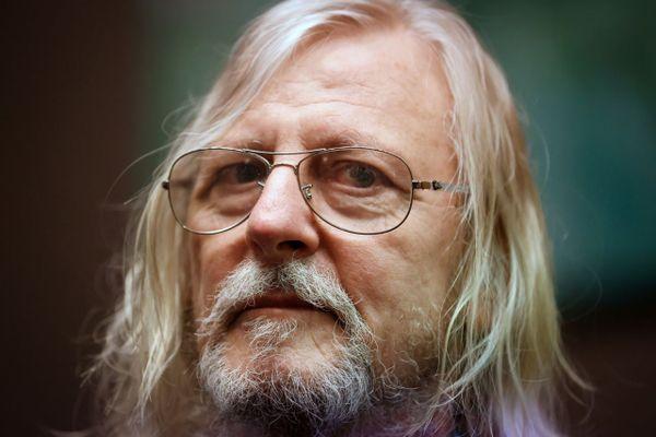 Le Pr Didier Raoult directeur de l'Institut Hospitalo-Universitaire Méditerranée infection à Marseille.