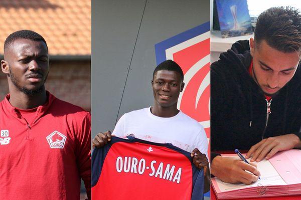 Hervé Koffi, Hakim Ouro-Sama et Imad Faraj vont aller chercher du temps de jeu au Portugal.