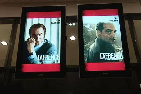 03/12/14 - La French en avant-première pour l'inauguration du cinema Ellipse à Ajaccio