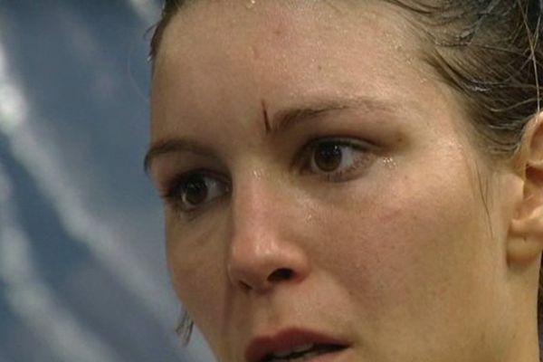 La boxeuse montpelliéraine Laëtitia Madjene veut être championne du monde de full contact et de kick boxing - septembre 2015