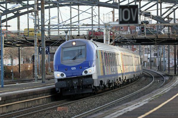 6 TER sur 10 et 3 TGV sur 4 circuleront en moyenne au niveau national le mercredi 8 janvier.