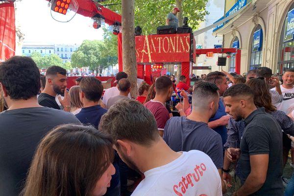 Feria des Vendanges à Nîmes, le 18 septembre 2021.