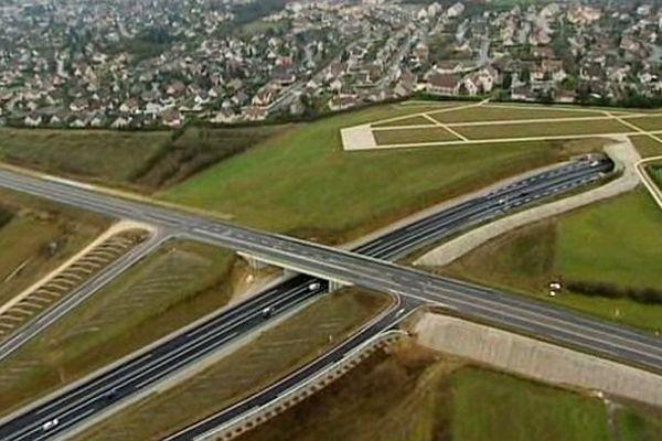 Les automobilistes peuvent désormais aller directement de la sortie de  l'A38 jusqu'à la Toison d'Or et reprendre la rocade ou  les autoroutes A39 et A31.