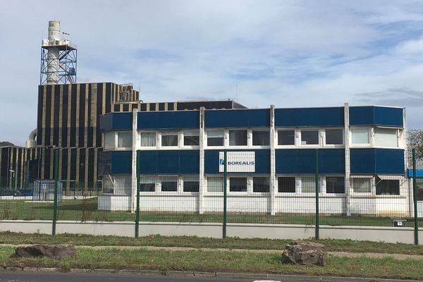 L'usine Borealis de Grand-Quevilly (Seine-Maritime) est à l'arrêt le mardi 1er octobre, suite à une panne électrique. Le site de production d'engrais est classé Seveso seuil haut tout comme celui de Lubrizol victime d'un incendie le 26 septembre 2019.