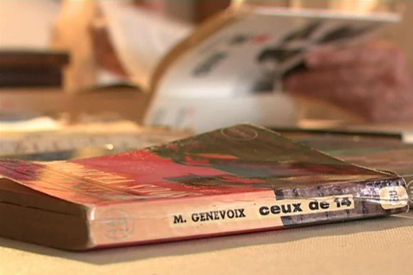 """L'ouvrage """" Ceux de 14 """" raconte l'horreur vécu par l'écrivain au moment de la première guerre mondiale."""