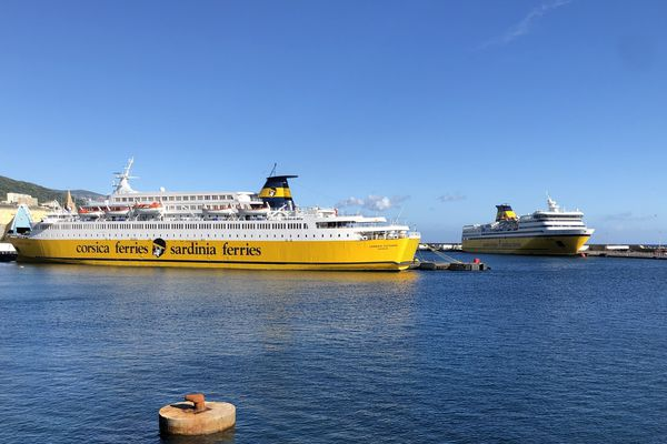 Le ballet des bateaux dans les ports de l'île a été moins intense que les autres années.