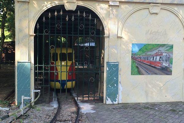 Certains parents ont porté plainte suite à l'accident du petit train à la citadelle.